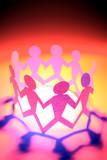Team bonding poster