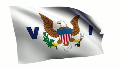 US VI flag