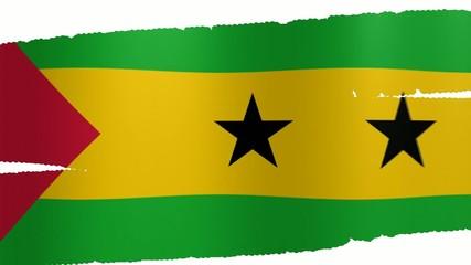 Pennello São Tomé e Príncipe
