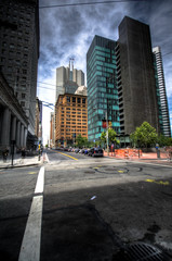 San Francisco - Financial district