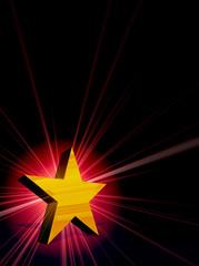 Bright star