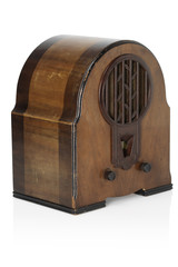 Old Radio Reciever