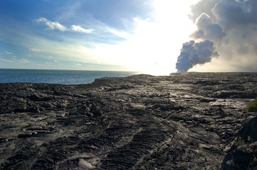 Kilauea, Big Island, Hawaii