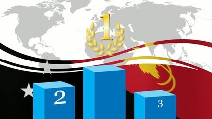 Podio Papua Nuova Guinea