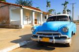 oldtimer car in cuba