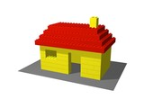 lego house poster