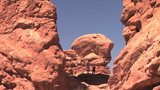 Arches National Park, Turret Arch poster