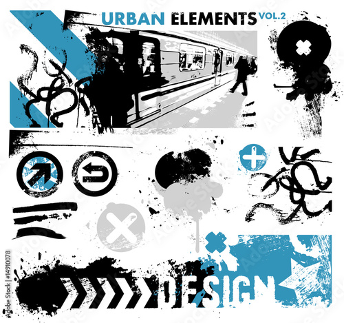 urban elements vol. 2