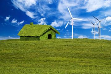 progetto  residenziale ecologico