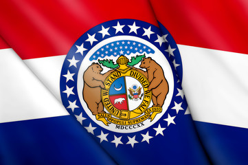 Flag of Missouri (USA)