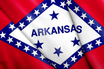 Flag of Arkansas (USA)