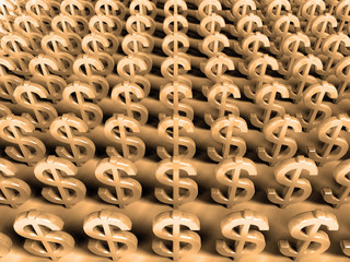 Background - dollar