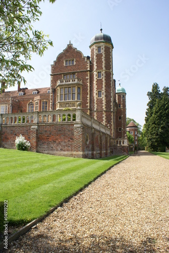 Elizabethan and Jacobean style country house