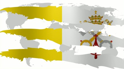 Graffio Città del Vaticano