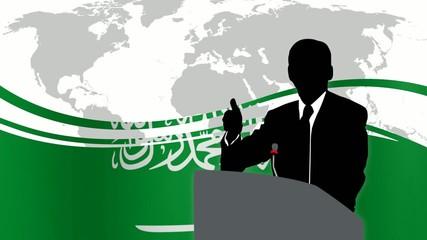 Leader Arabia Saudita