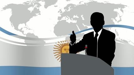 Leader Argentina