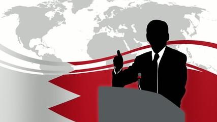 Leader Bahrein