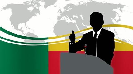 Leader Benin