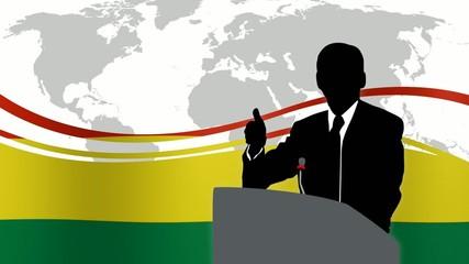 Leader Bolivia
