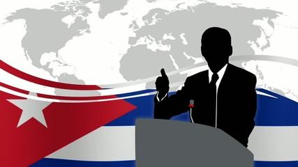 Leader Cuba