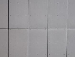 Textur aus grauen Platten