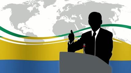 Leader Gabon