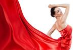 Fototapety long dress