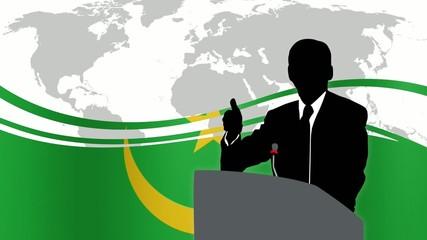 Leader Mauritania