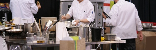 chefs cooking - 14936878