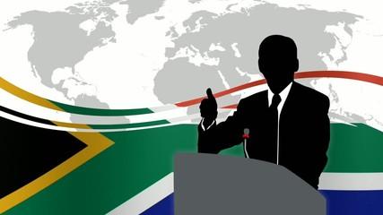 Leader Sudafrica