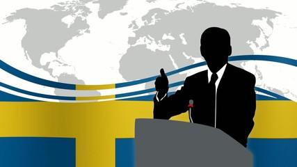 Leader Svezia