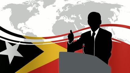 Leader Timor Est
