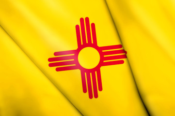 Flag of New Mexico (USA)