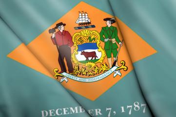 Flag of Delaware (USA)