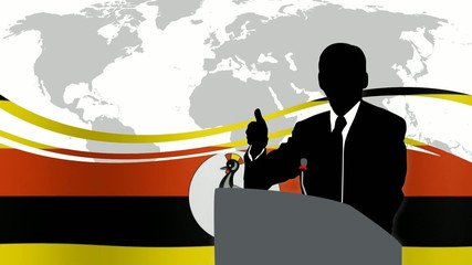 Leader Uganda
