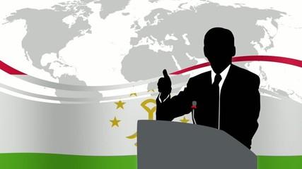 Leader Tagikistan
