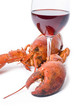 Lobster and Red Wine
