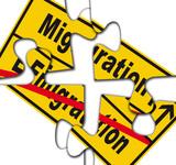emi-migrations puzzle poster