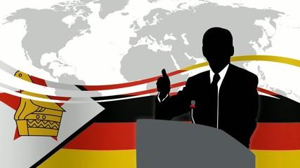 Leader Zimbabwe
