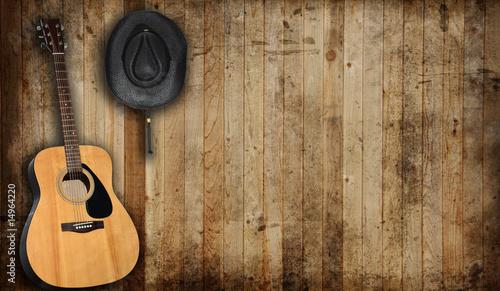 Country scene - 14964220