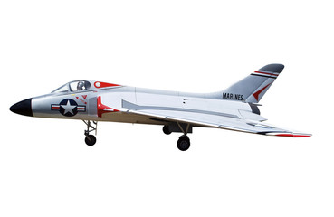 Radio Controlled Model of a Marine Jet