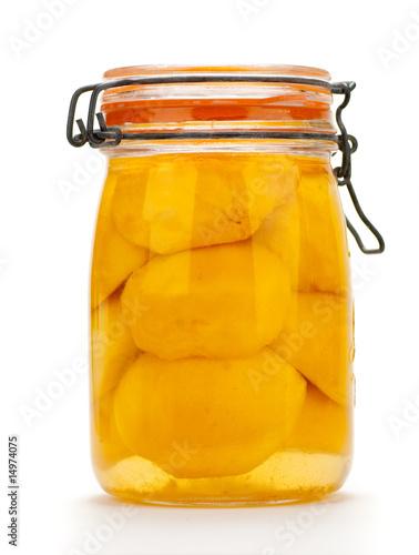conservation des fruits en bocaux de leberfotolia photo libre de droits 14974075 sur. Black Bedroom Furniture Sets. Home Design Ideas