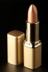 Golden lipstick
