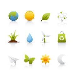 Icon Set - Ecology