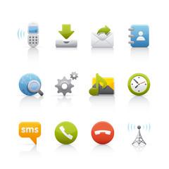 Icon Set - Communications