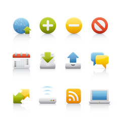 Icon Set - Communications