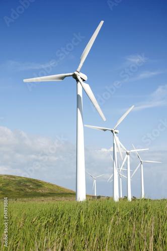wind turbines - 14979884