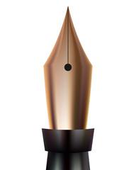 Vector Fountain Pen Nib