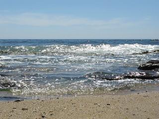 Mar - Oceano - Praia - Água