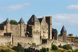 fortifications de carcassonne poster
